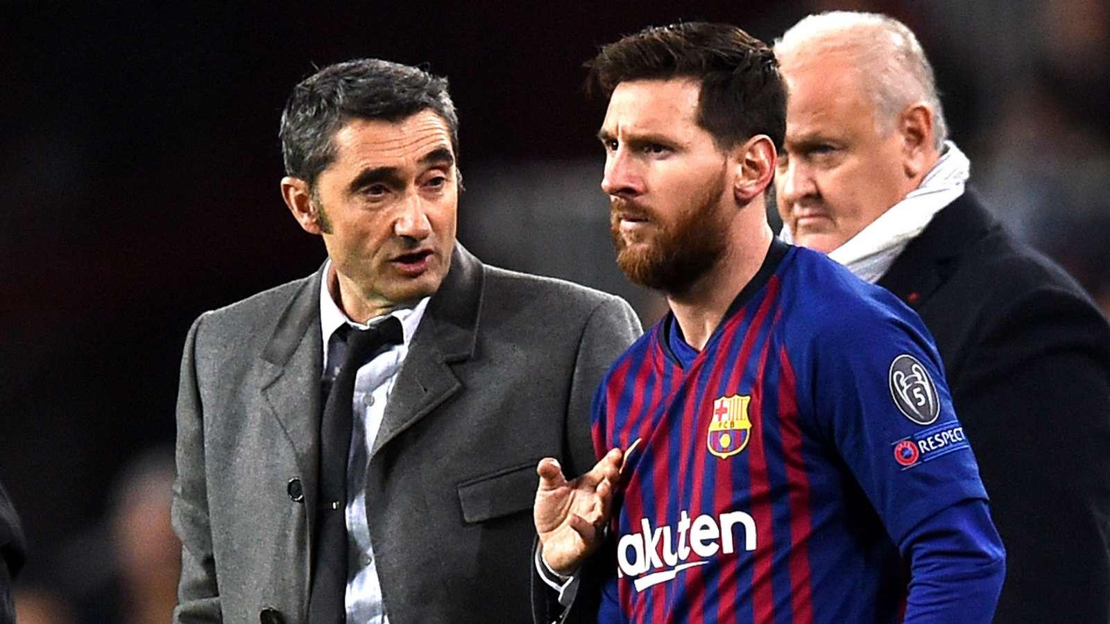 Lionel Messi Tidak Bisa Dibandingkan Dengan Siapapun