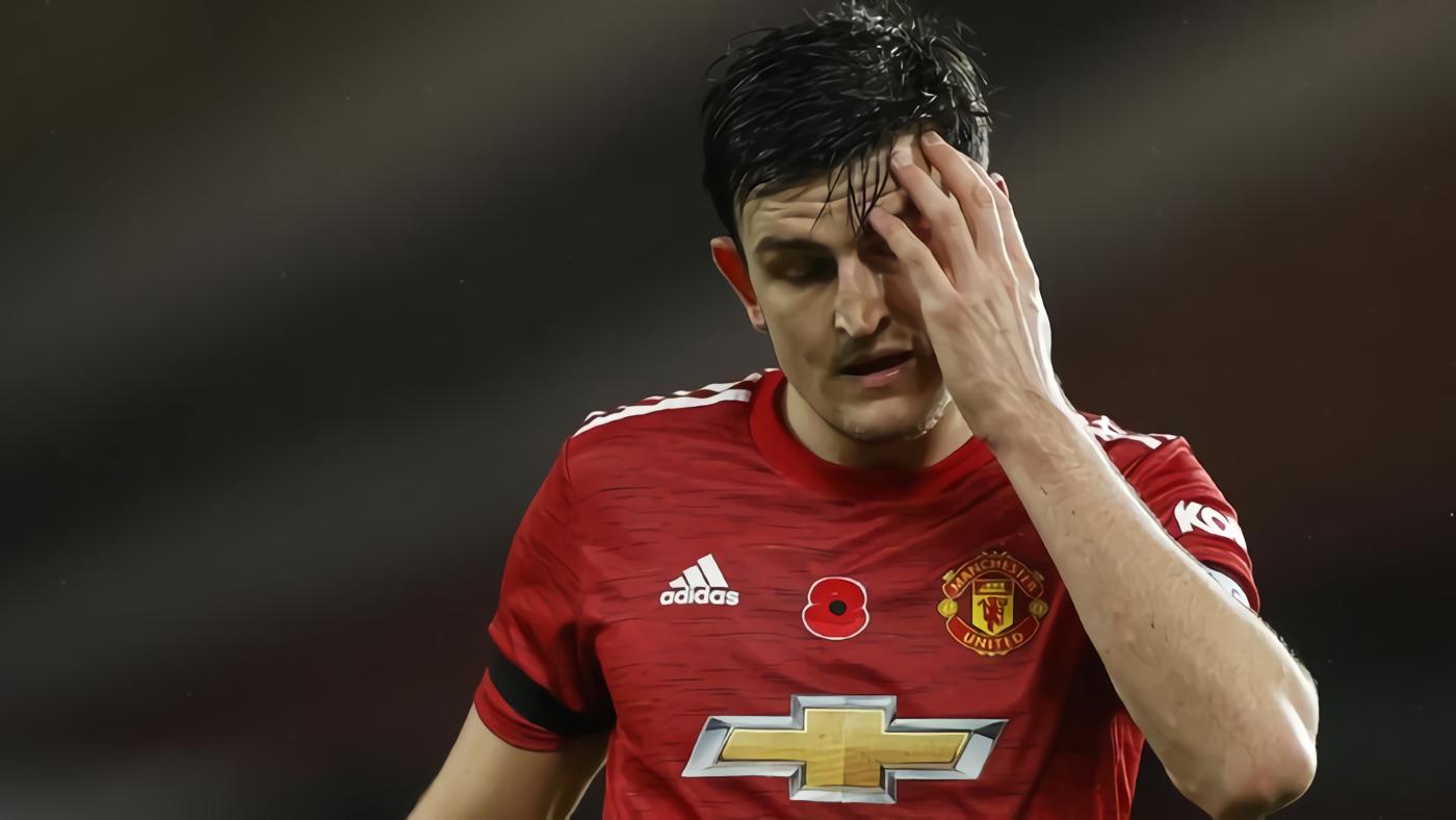 MU Kalah Lagi di Old Trafford, Maguire: Mengecewakan