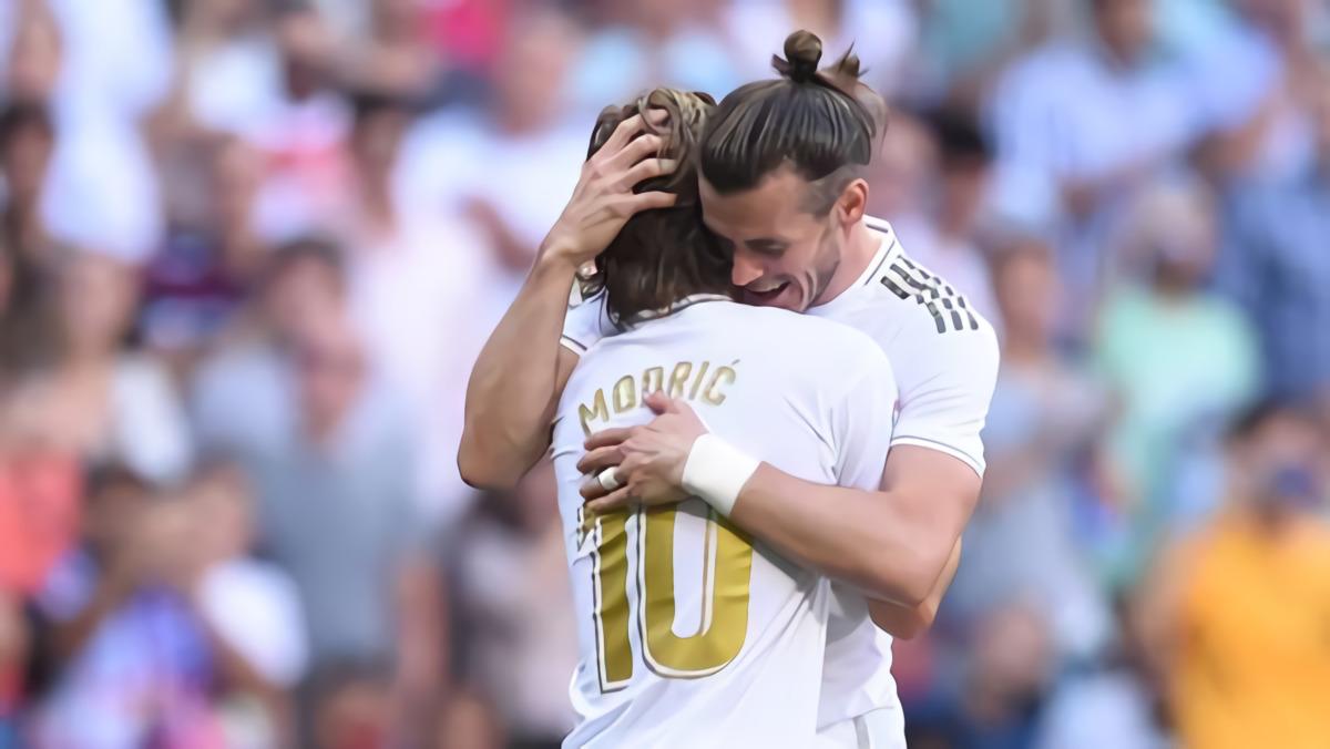 Nasib Terkatung-Katung Di Real Madrid, Luka Modric Dorong Gareth Bale Buat Keputusan Penting