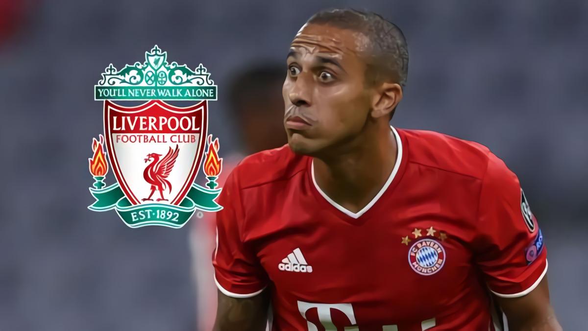 Gelandang Bayern Munich Thiago Alcantara Capai Kesepakatan Personal Dengan Liverpool