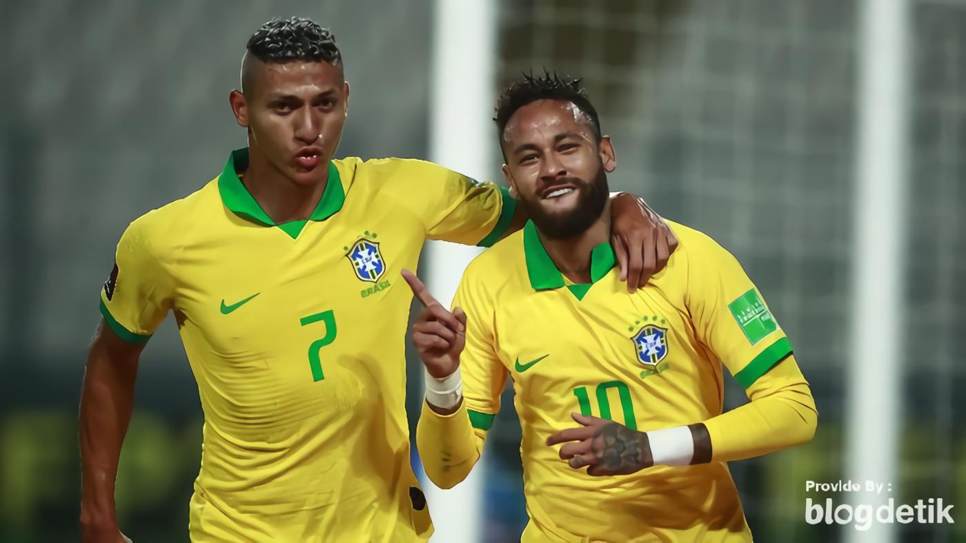 Gara-gara Neymar, Richarlison 'Diserbu' Fans Liverpool