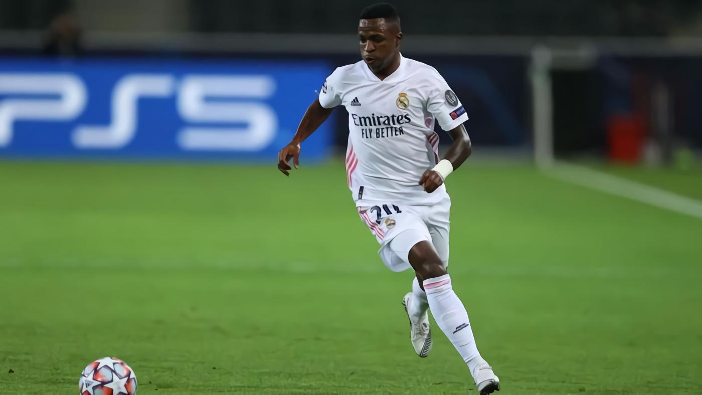 Madrid Vs Inter : Vinicius Tak Beri Umpan ke Benzema, Masih Marah?