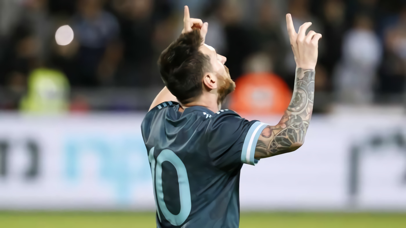 Messi Yakin Akhiri Puasa Gelar Argentina Di Copa America 2021