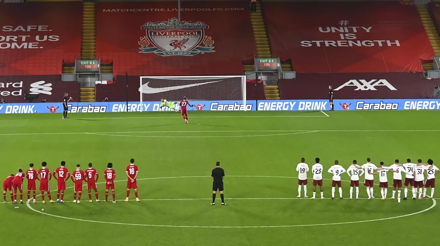 Liverpool-nya Klopp Tak Berjodoh dengan Adu Penalti