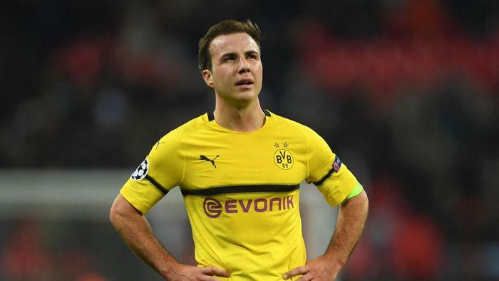 Mario Goetze Tinggalkan Borussia Dortmund Musim Depan