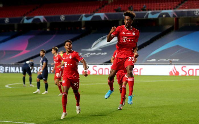 Hasil Final Liga Champions: Bayern Munich Kalahkan PSG 1-0
