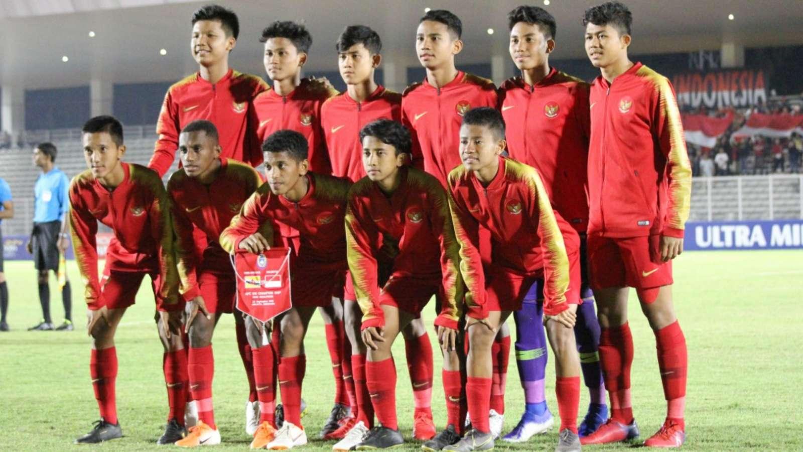 Pandemi Corona, Timnas Indonesia U-16 Diminta Tak Leha-Leha