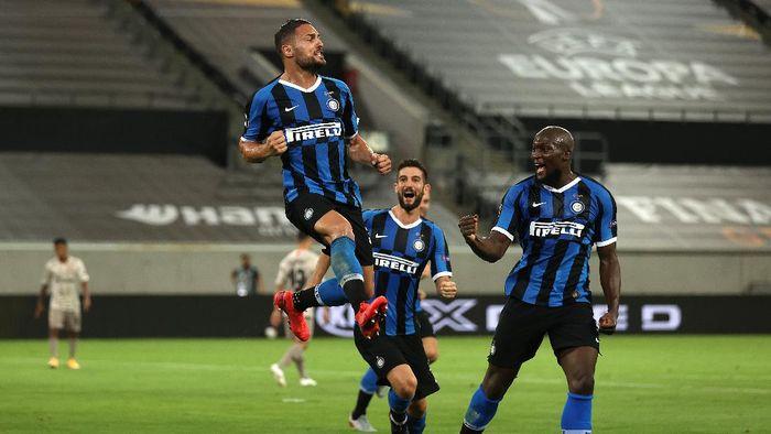 Inter Vs Shakhtar: Menang 5-0, Nerazzurri ke Final Liga Europa