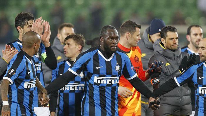 Skuad Negatif Corona, Inter Milan Mulai Latihan Lagi