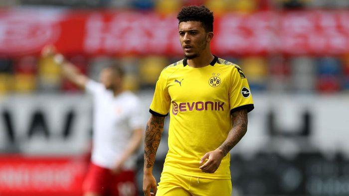 Jadon Sancho: Saya Bahagia di Dortmund
