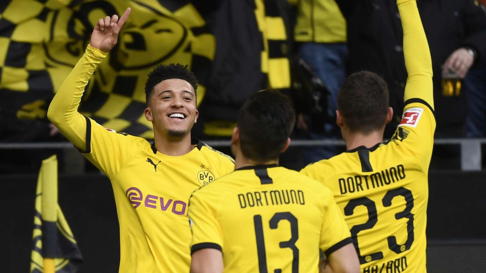 Borussia Dortmund versus Freiburg: Jadon Sancho Penentu Kemenangan