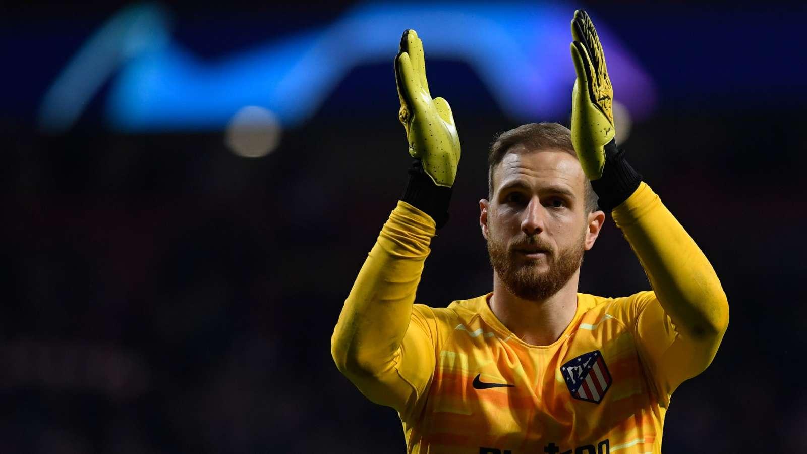 Diego Simeone: Jan Oblak Adalah Lionel Messi-nya Kiper!