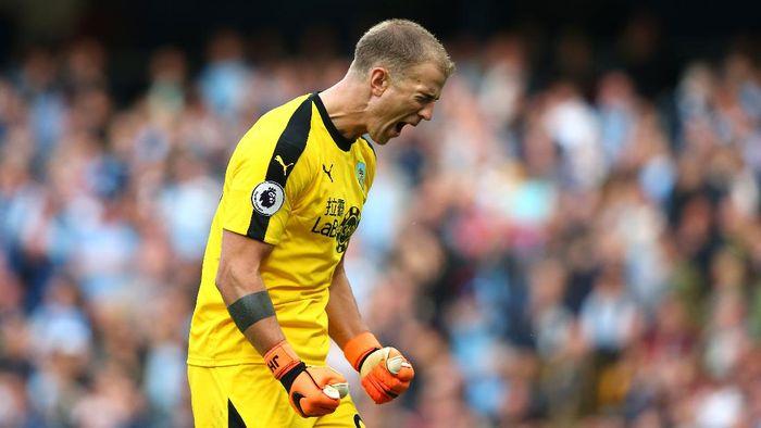 Tottenham Resmi Gaet Joe Hart