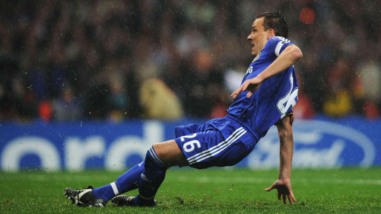 John Terry Ternyata Belajar Penalti Panenka Sebelum Terpeleset Di Final Liga Champion …