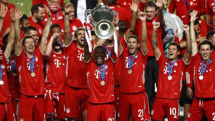 Bayern Munich Sempurna di Liga Champions 2019/2020