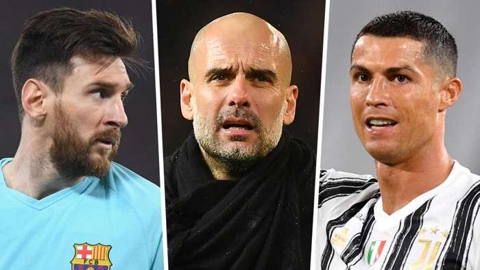 Messi, Ronaldo DAN Guardiola akan Bergabung dengan PSG