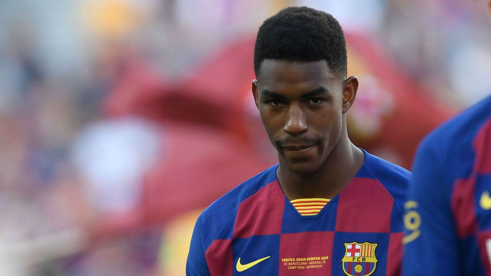 Bek Barcelona Junior Firpo Redam Rumor Inter Milan