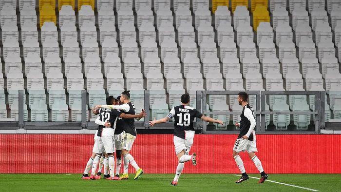 Juventus Berpeluang Rugi Rp 750 Miliar Akibat Virus Corona