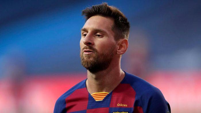 Barcelona-nya Koeman Masih Akan Bertumpu pada Messi