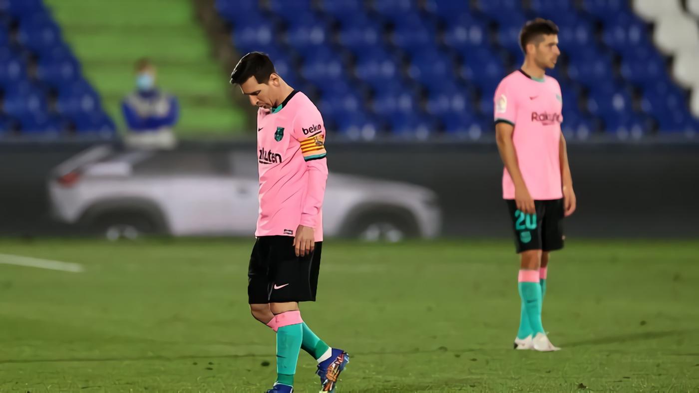 Hasil dan Klasemen LaLiga: Kalah, Barcelona Terlempar ke Posisi Sembilan