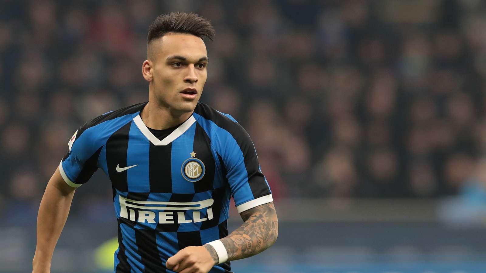 Inter Milan Tolak Tawaran Mewah Barcelona Untuk Lautaro Martinez