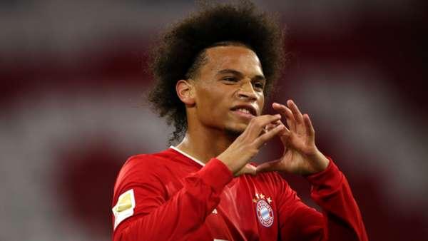 Bayern Munich Bantai Schalke, Leroy Sane Malah Menyesal