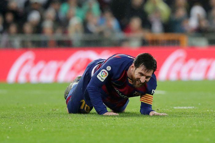 Lionel Messi Kerja Sendirian
