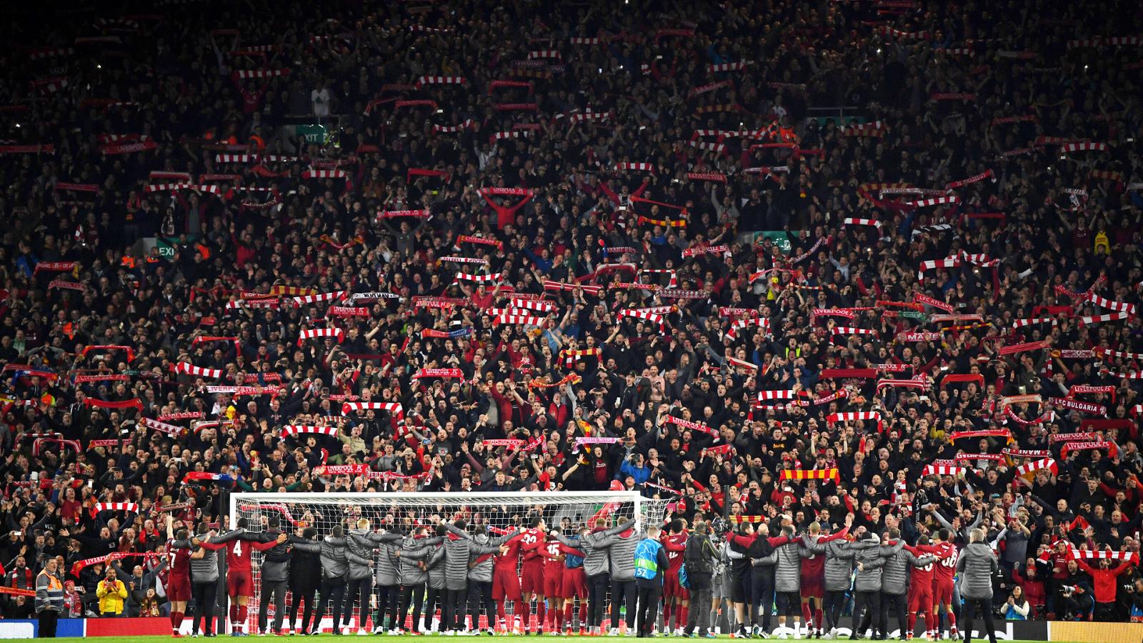 Dimitar Berbatov: Liverpool Tak Akan Juara Liga Champions Bila Main Tanpa Suporter