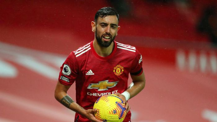 Entah Apa Jadinya Man United Tanpa Bruno Fernandes