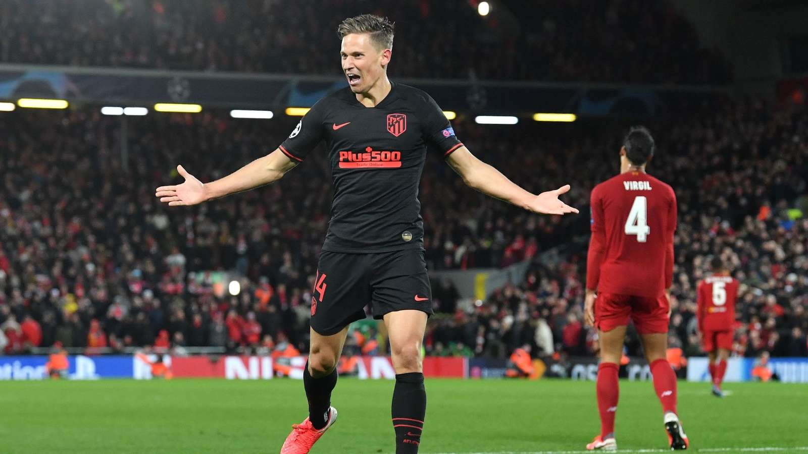Marcos Llorente: Atletico Madrid Sukses Bikin Liverpool Ketakutan!