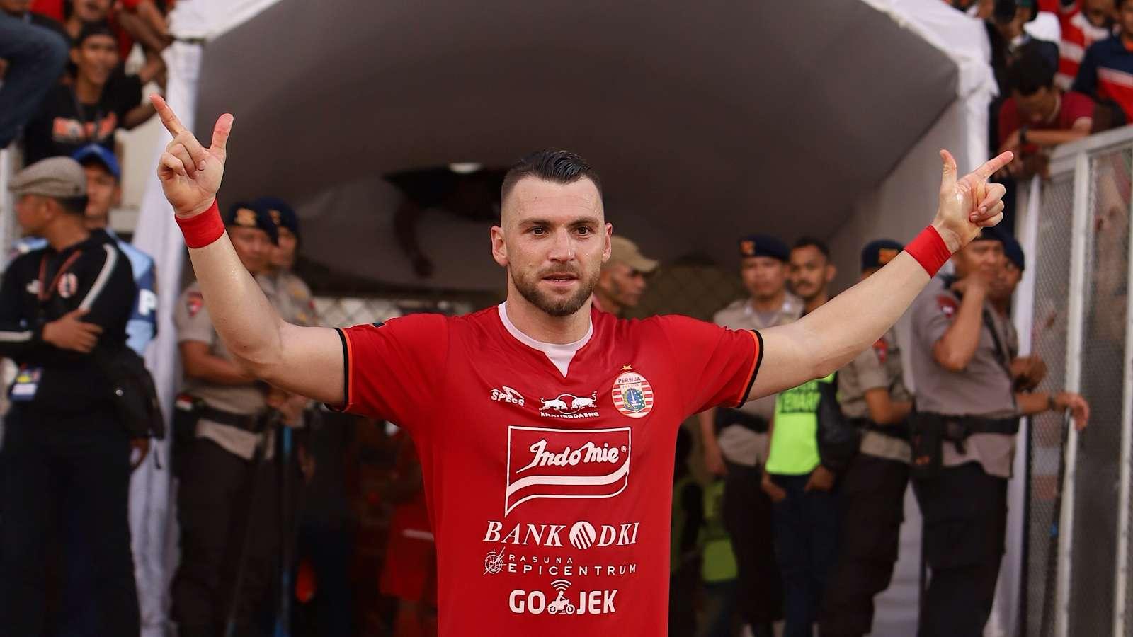 Marko Simic Beberkan Pelatih Yang Jadi Favoritnya