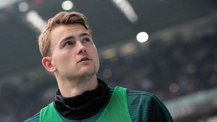 Keputusan De Ligt Pilih Juventus daripada Barca atau City Dipertanyakan