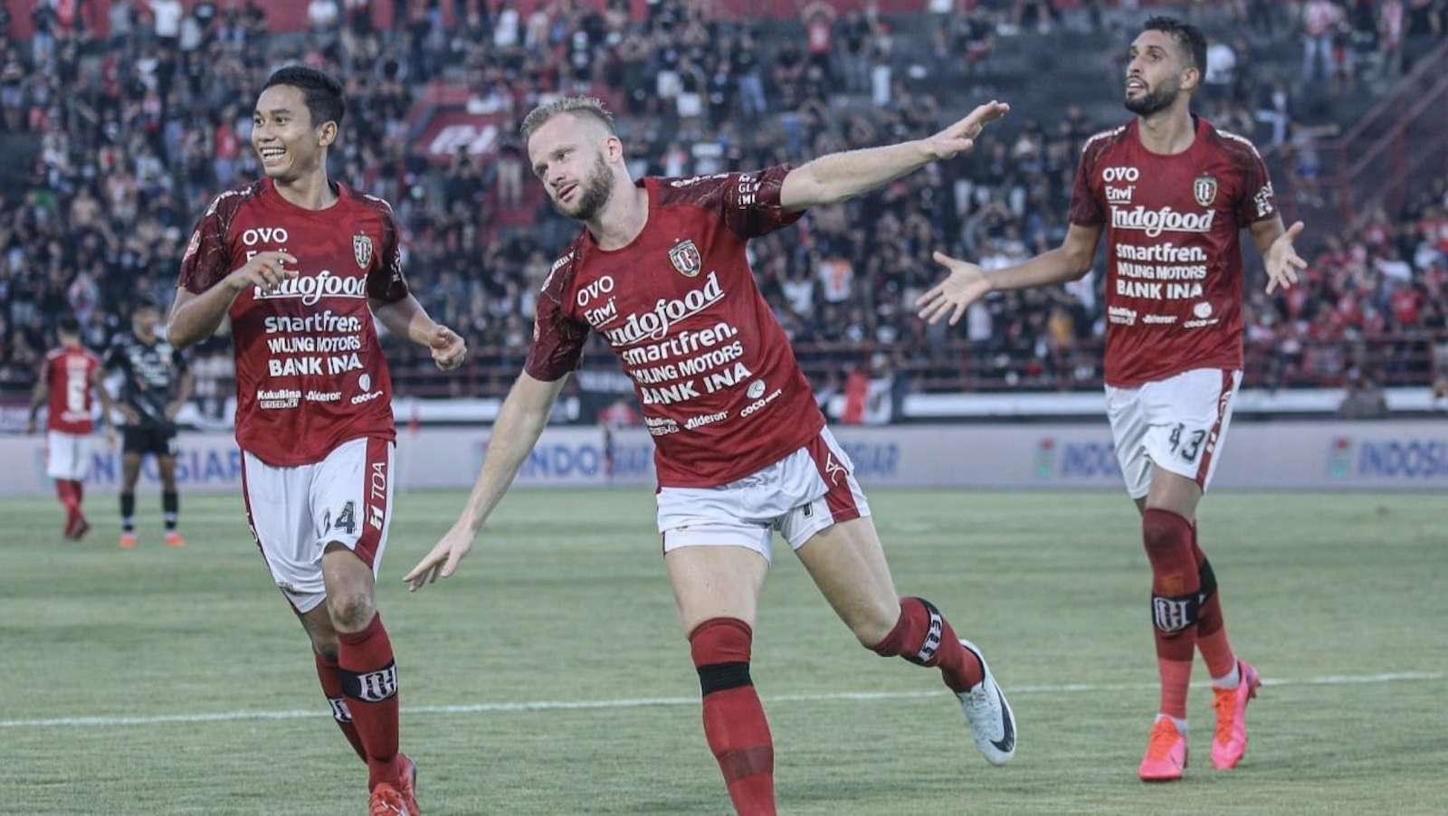 Stefano Cugurra Puji Respons Pemain Bali United Untuk Bangkit