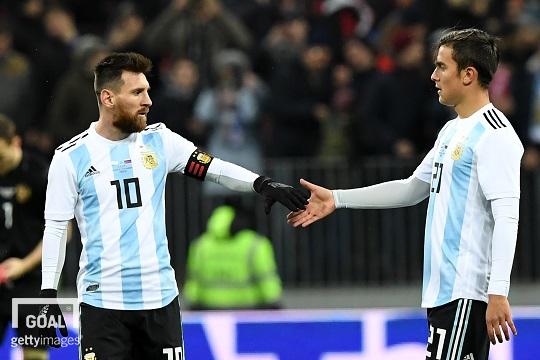 Paulo Dybala Klaim Tak Akan Bisa Duet Dengan Lionel Messi Di Timnas Argentina