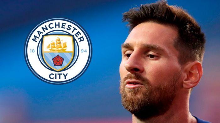 Eric Garcia: Tidak Ada Pemain Manchester City Yang Bicarakan Lionel Messi