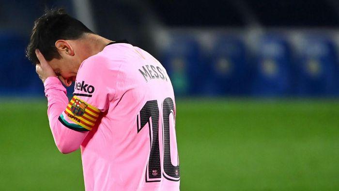 Lionel Messi Silakan Angkat Kaki dari LaLiga