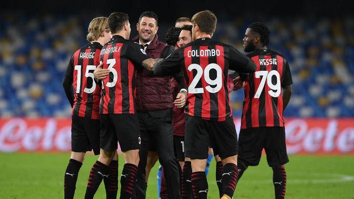 AC Milan Sudah Mulai Pikirkan Scudetto?