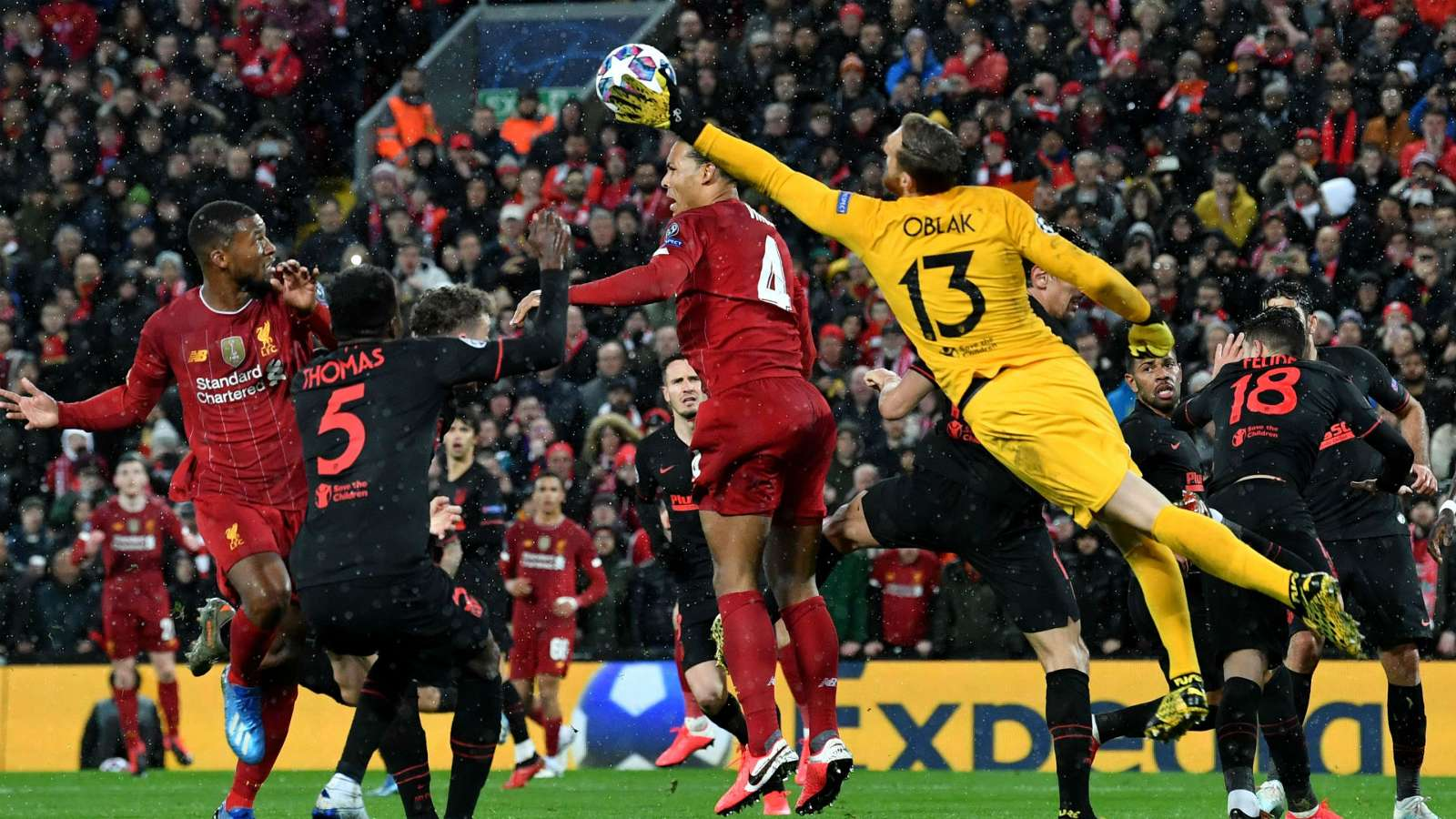 Pertandingan Liverpool Vs Atletico Madrid Bantu Penyebaran Virus Corona?