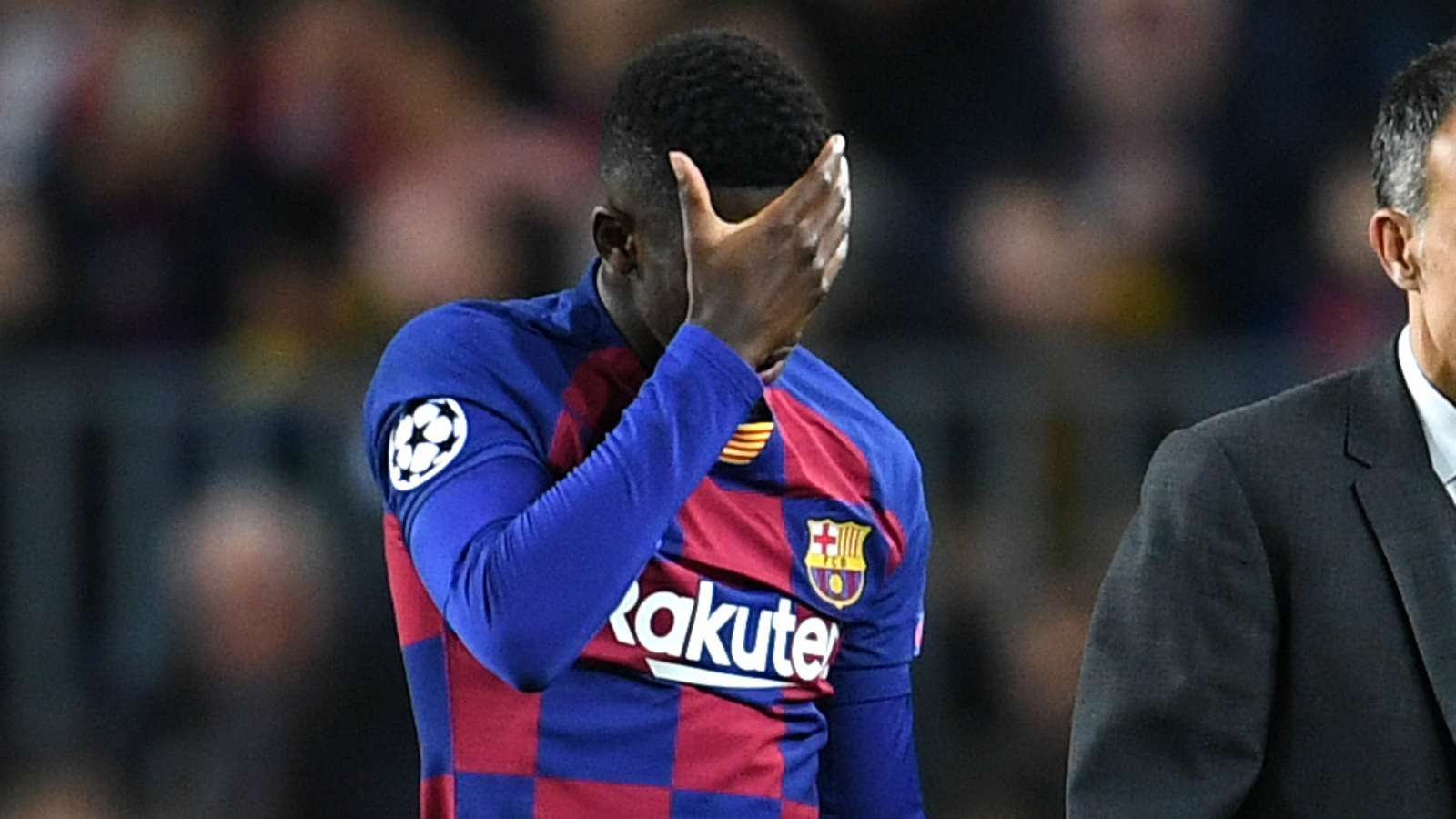 Rivaldo Sarankan Barcelona Jual Ousmane Dembele