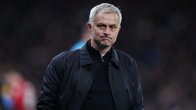 Gara-gara Ulah Jose Mourinho, Tottenham Hotspur Dapat Hukuman dari UEFA