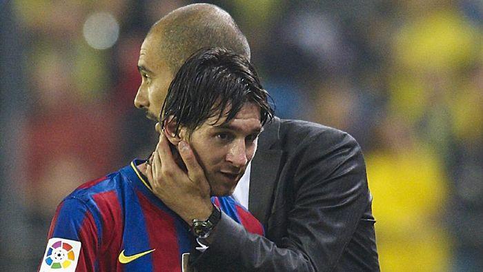 Pep Guardiola Lanjut di City, Tinggal Tunggu Datangnya Messi