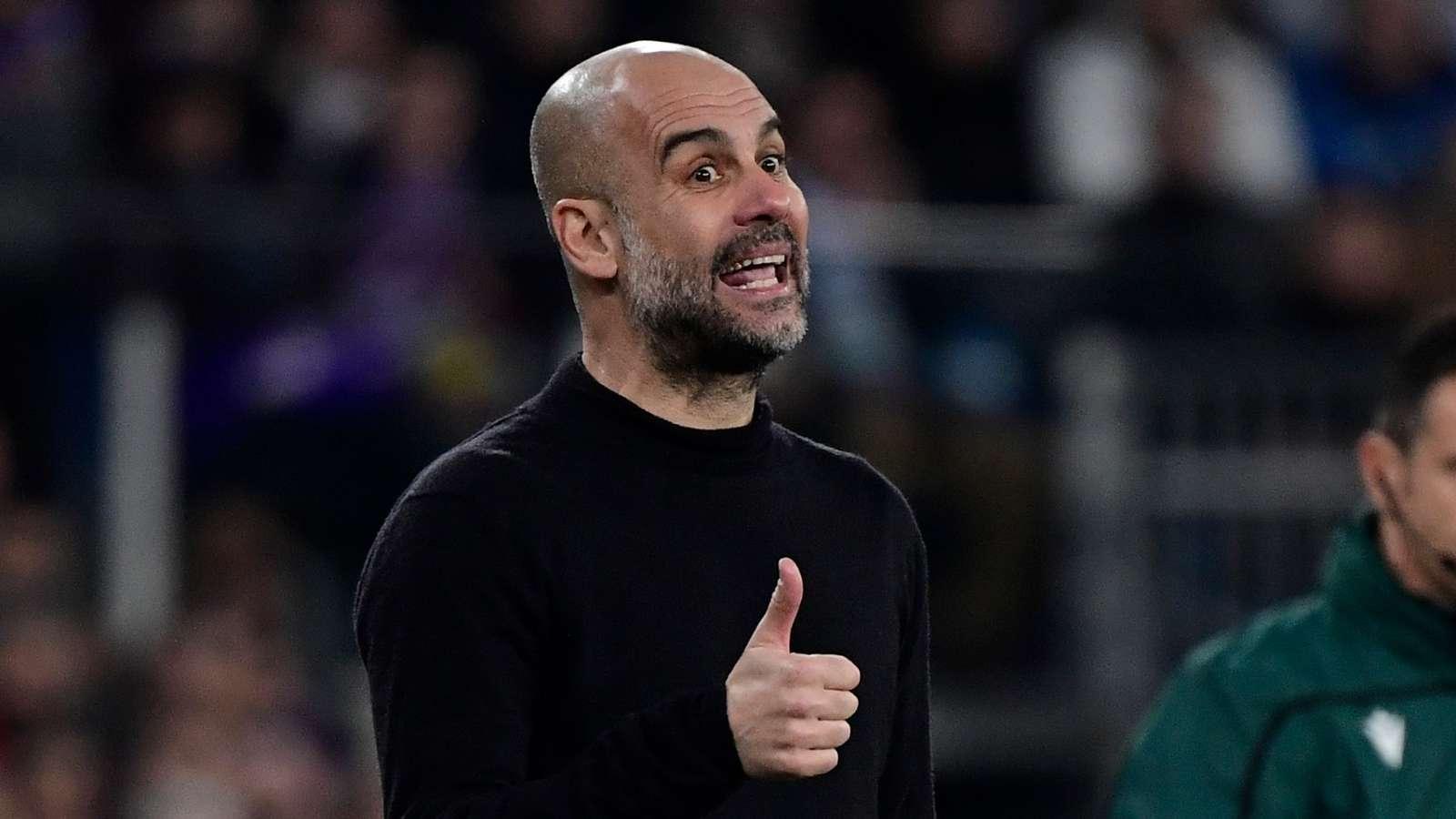 Pep Guardiola, Raja Babak Gugur Liga Champions