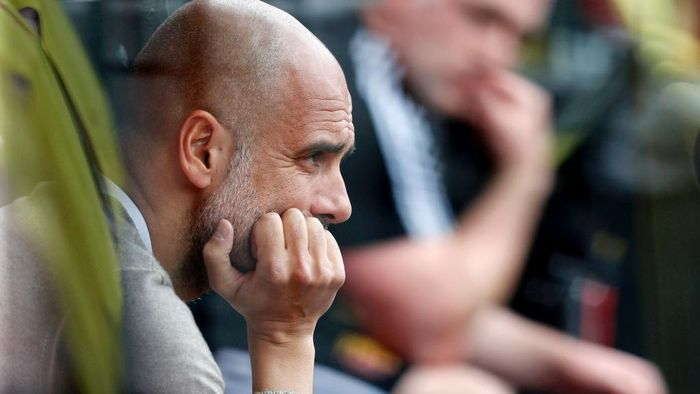 Pep Guardiola Mungkin Sudah Dipecat jika Latih Madrid atau Barca