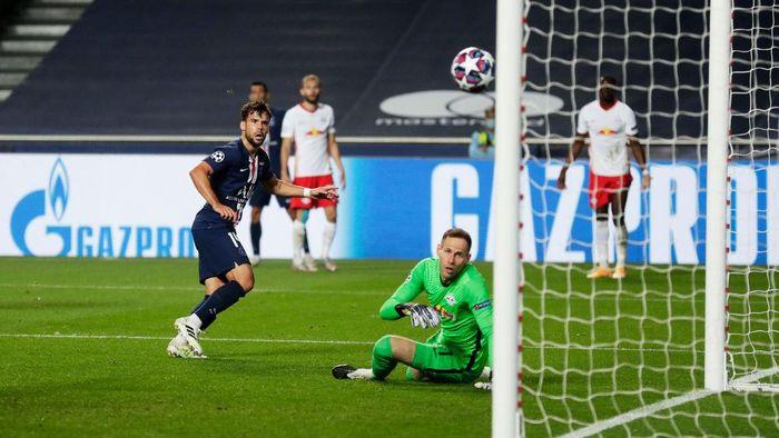 Kalahkan Leipzig 3-0, PSG Melaju ke Final