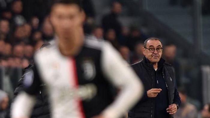 Panas! Ada Isu Perpecahan di Juventus: Ronaldo Cs Vs Sarri