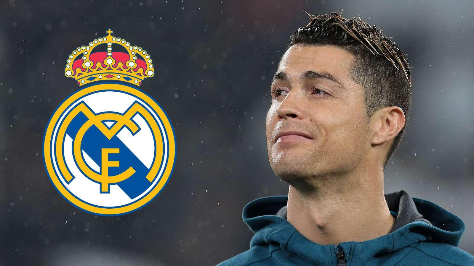Cristiano Ronaldo Diyakini Selalu Buka Pintu Bagi Real Madrid