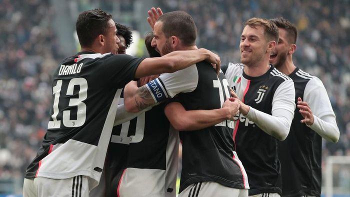 Sarri Tunggu Kebangkitan Juventus di Liga Italia