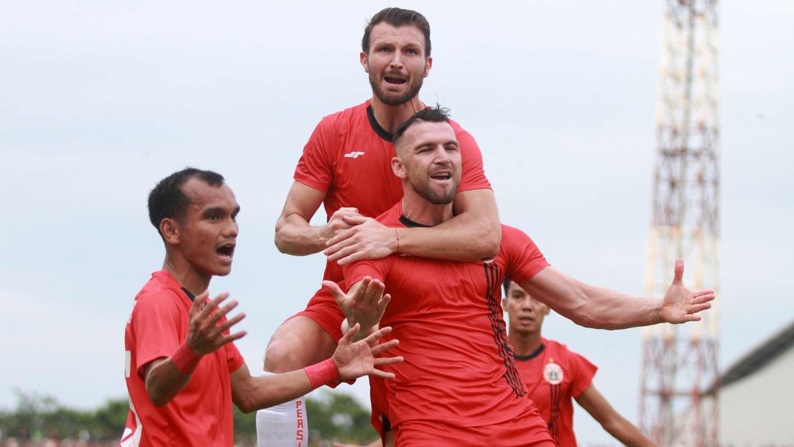 Profile Singkat Team Liga 1 2020: Persija Jakarta, Persebaya Surabaya, Bali United