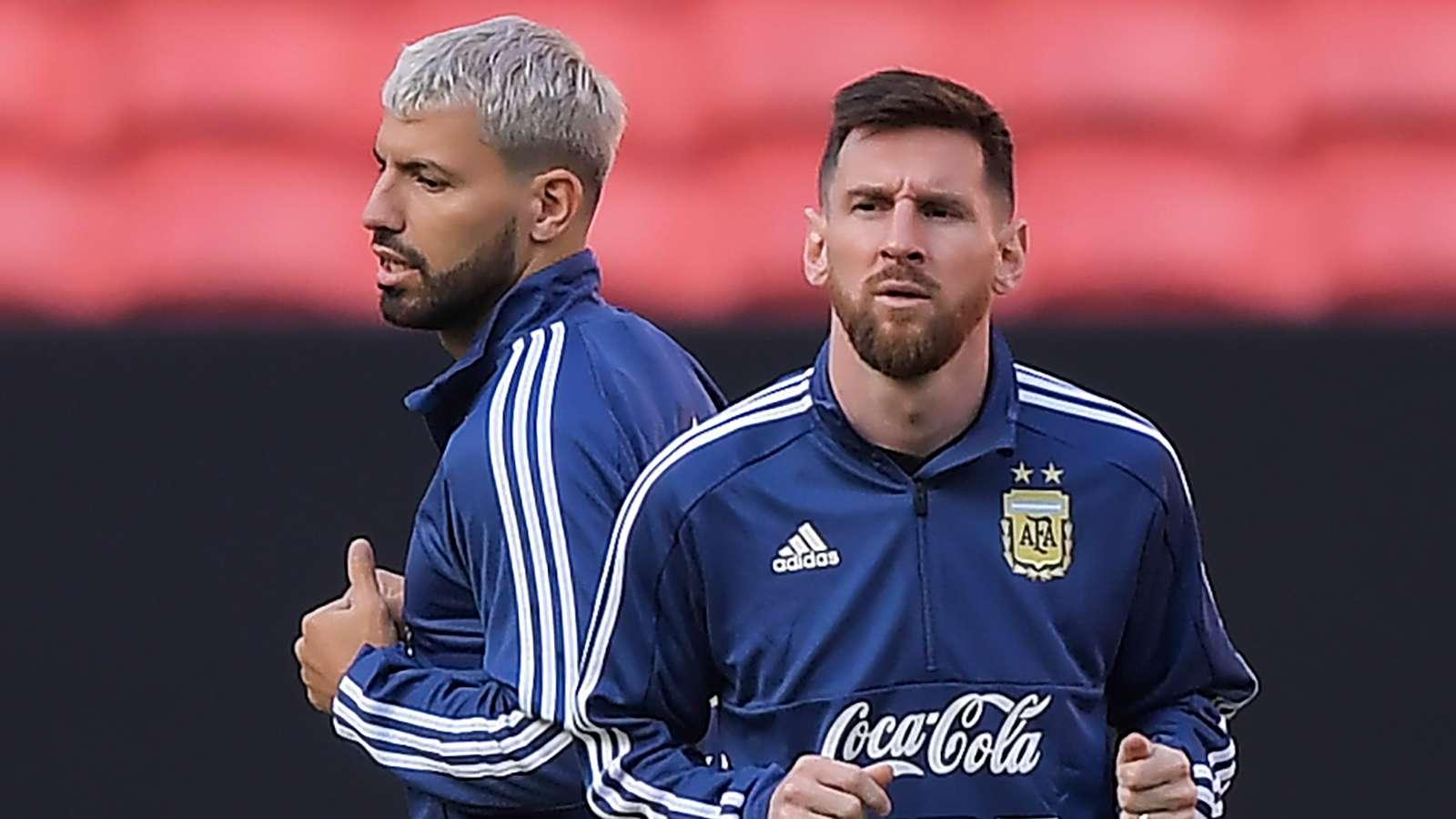 Sergio Aguero: Lionel Messi Sempat Ingin Tinggalkan Barcelona