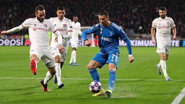 Laga Liga Champions Juventus vs Lyon Akan Digelar Agustus 2020?
